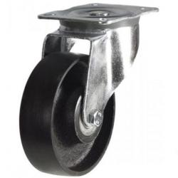 100mm Heavy Duty Cast Iron Swivel Castor