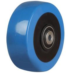 125mm / 280kg Elastic Poly Nylon Wheel