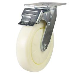 125mm Polypropylene Castors