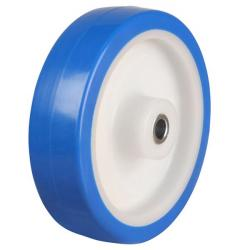 150mm Elastic Poly Nylon Castors Wheel