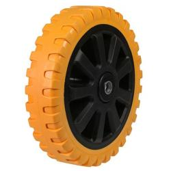 150mm Resilient Poly Nylon Heavy Duty Castor Wheel 300kg Capacity