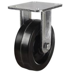 200mm Heavy Duty High Temperature Resistant Phenolic Swivel Castors