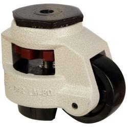 50mm Bolt Hole Leveling Castors
