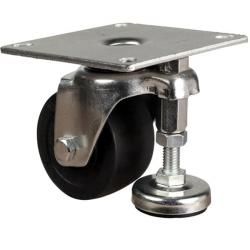 65mm Light Duty Nylon Swivel Castors