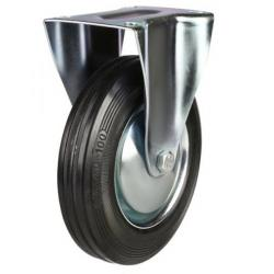 Fixed castors 160mm wheel diameter upto 150 kg capacity
