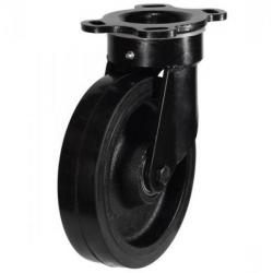 Heavy Duty Swivel castors 200mm wheel diameter upto 500kg capacity