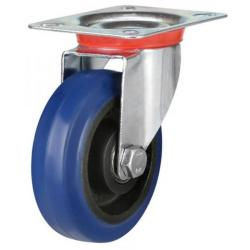 Swivel castors 100mm wheel diameter upto 150 kg capacity