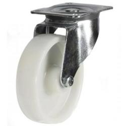 Swivel castors 80mm wheel diameter upto 200kg capacity