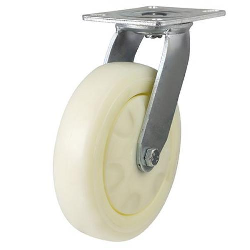 125mm Polypropylene Swivel Castors