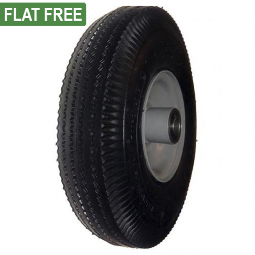 260mm / 120kg Puncture Proof Offset Wheel