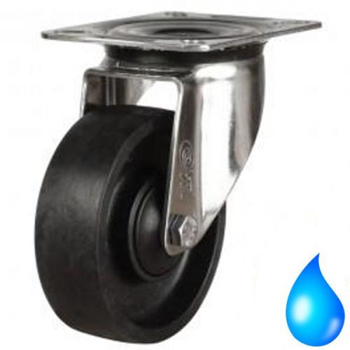 80mm High Temperature Resistant Wheel Swivel Castors