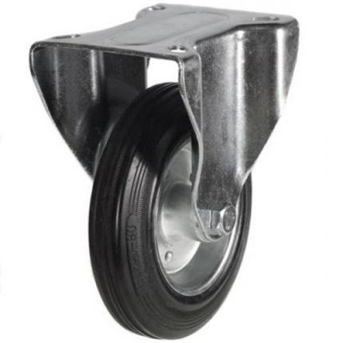 Fixed castors 100mm wheel diameter upto 70kg capacity