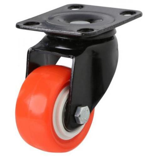 Swivel castors 50mm wheel diameter upto 50kg capacity