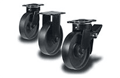 Heavy Duty Cast Iron Castors