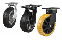Heavy Duty Industrial Castors and Wheels
