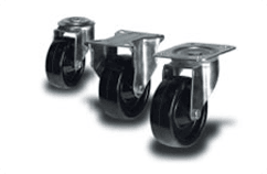 High Temperature Resistant Castors and Wheels