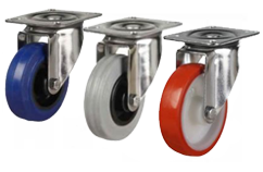 Heavy Duty Stainless Steel Castors