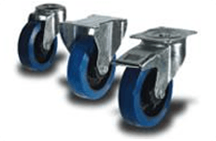 Industrial Trolley Wheels and Castors