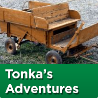 The Adventures of Tonka the Trolley - Chapter 1