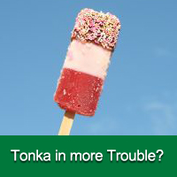 The Adventures of Tonka the Trolley - Volume 4 Chapter 6
